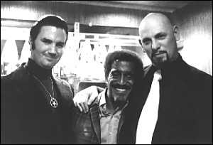 Image result for anton lavey sammy davis