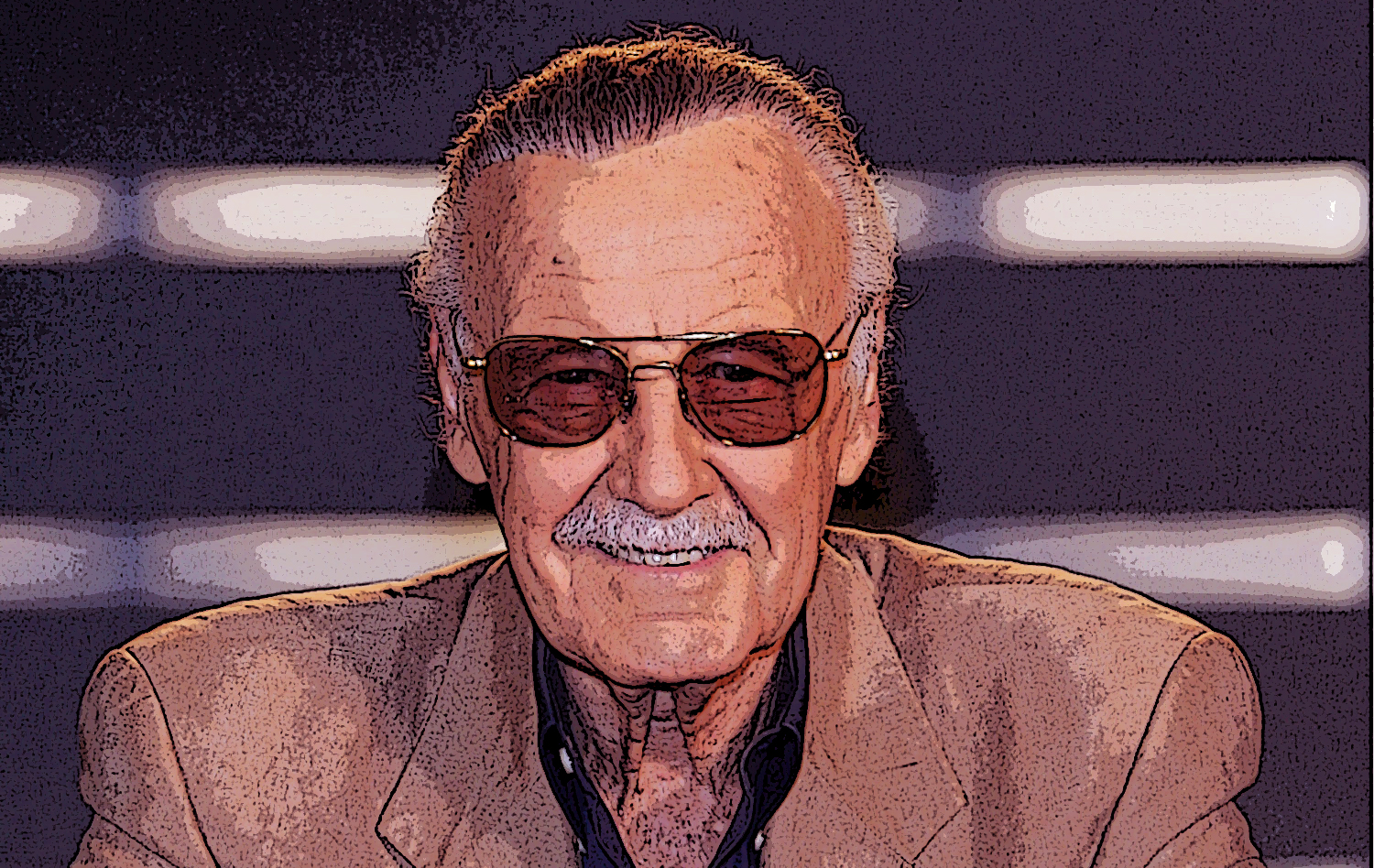 stan lee Stan lee is an american comic-book writer, editor, and publisher, who was formerly executive vice born: december 28, 1922.